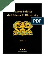 Blavatsky Textos Seletos