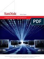 Sandisk sudden power loss protection whitepaper