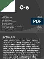 PPT Kelompok C6 BLOK 22