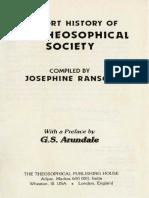 Cap 00 History - SH of TS Josephine Hansom