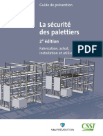 Palettiers Securite Guide