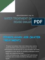 Water Treatment Dan Reuse Dializer