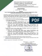 Pengumuman Ralat Hasil Akhir Cpns 2018-Banjarnegara