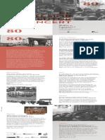 Cicle de Conferencies 80anys del final de la Guerra Civil a Igualada