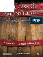 The Cask of Amontillado for English Learners