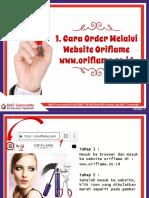 Cara Order Di Website