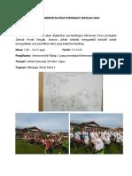 Aktiviti Merentas Desa Peringkat Sekolah 2019