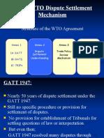 GATT & WTO - DSB