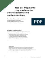 La estética del fragmento en la prosa modernista y su transformación contemporánea.pdf