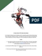Warrior PVP Guide (Intermediate)
