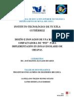GENERADOR EÓLICO DE ENERGÍA RENOVABLE
