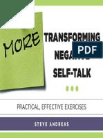 Steve Andreas - Más de La Transformación de Tu Diálogo Interno Negativo