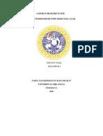 Cover Laporan Praktikum Gizi