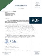 FBI Request Letter for Perjury on Secretary of Homeland Security Kirstjen Nielsen