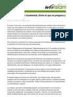 Derecho Maya en Guatemala