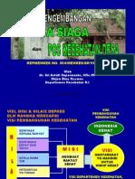 200609281012-Materi Desa Siaga & Poskesdes