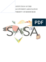 sasa constitution