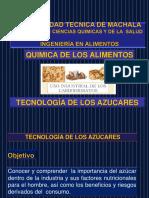 Tecnologia de Azucares I