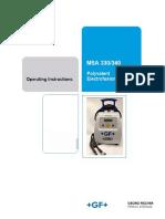 Operating Manual - MSA330-340 Fusion Machine