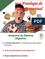 Anatomia e Fisiologia Do Sistema Gastrointestinal