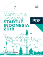 Mapping Dan Database Startup Indonesia 2018
