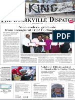 Starkville Dispatch eEdition 1-22-19