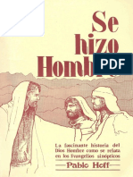 Se Hizo Hombre - Pablo Hoff