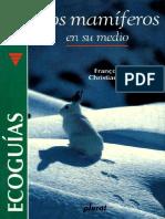 Moutou Francois - Los Mamiferos En Su Medio.pdf