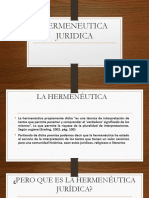 Viernes Hermeneutica Juridica Luciano
