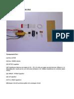 Analog Hardware Circuits