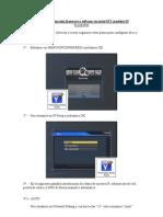 Manual actualización S5 por interNET