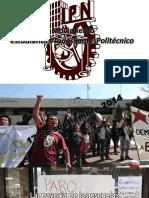 Tur2Movimiento estudiantil TodosSomosPolitecnico--