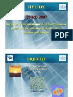 2 Seminaire BIOE Projet Hyliox Marc Rousset