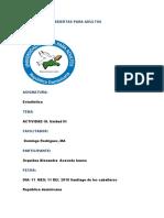 Tarea III de Estadistica (1)