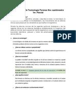 Cuestionario de Toxicología Forense 8vo Cuatrimestre 1er