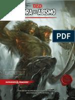 D&D 5E - Fora Do Abismo (v1.0) (Fundo Colorido) - Biblioteca Élfica