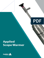 Scope Warmer