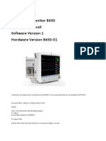 CarescapeB650 Ver 1 Service manual.pdf