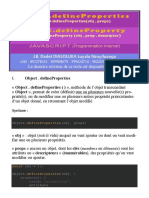 JavaScript - Object.defineProperties