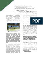 Antecedentes Del PUEAR PARQUE NACIONAL PODUCARPUS