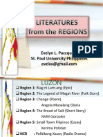 A.3 Literatures From the Regions
