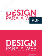 Design Para a Web - Da Interface Ao Branding