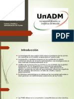Licenciatura en Gestión y Administración de Pymes