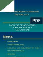 2. Fases Constituyentes Del Suelo. Parámetros Índice