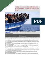 Comisia Europeană Și Onu Somează Statele Membre Să Lase Cale Liberă Migranților
