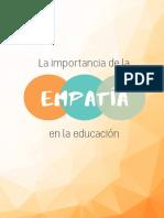 Empatia en La Educacion v2