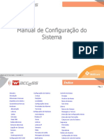 Manual de Configuração W-Access Server Rev3