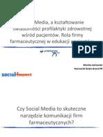 Monika Jaslowska-Social Media
