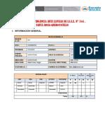D-estructura Plan Contingencia Para Lluvias II.ee -2018