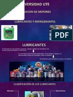 Exposicion Lubricantes y Refrigerantes